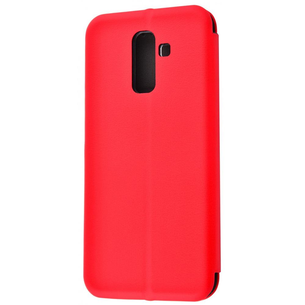 Flip Magnetic Case Samsung Galaxy J8 2018 (J810F)