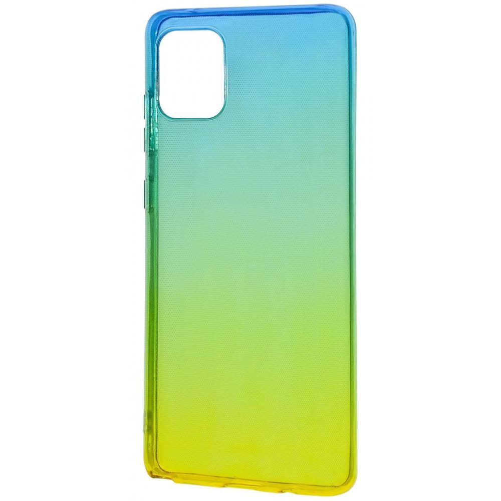 Силикон 0.5 mm Gradient Design Samsung Galaxy Note 10 Lite (N770F) - фото 6