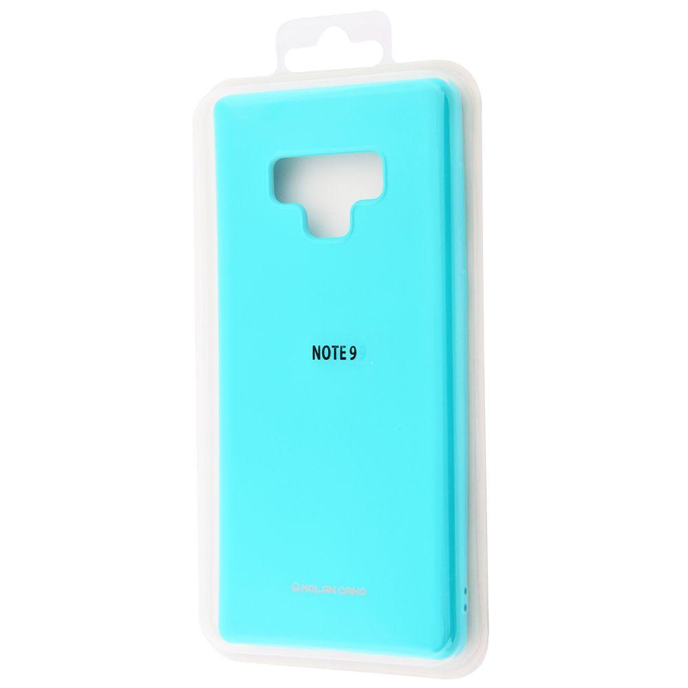 Molan Cano Glossy Jelly Case Samsung Galaxy Note 9 - фото 1