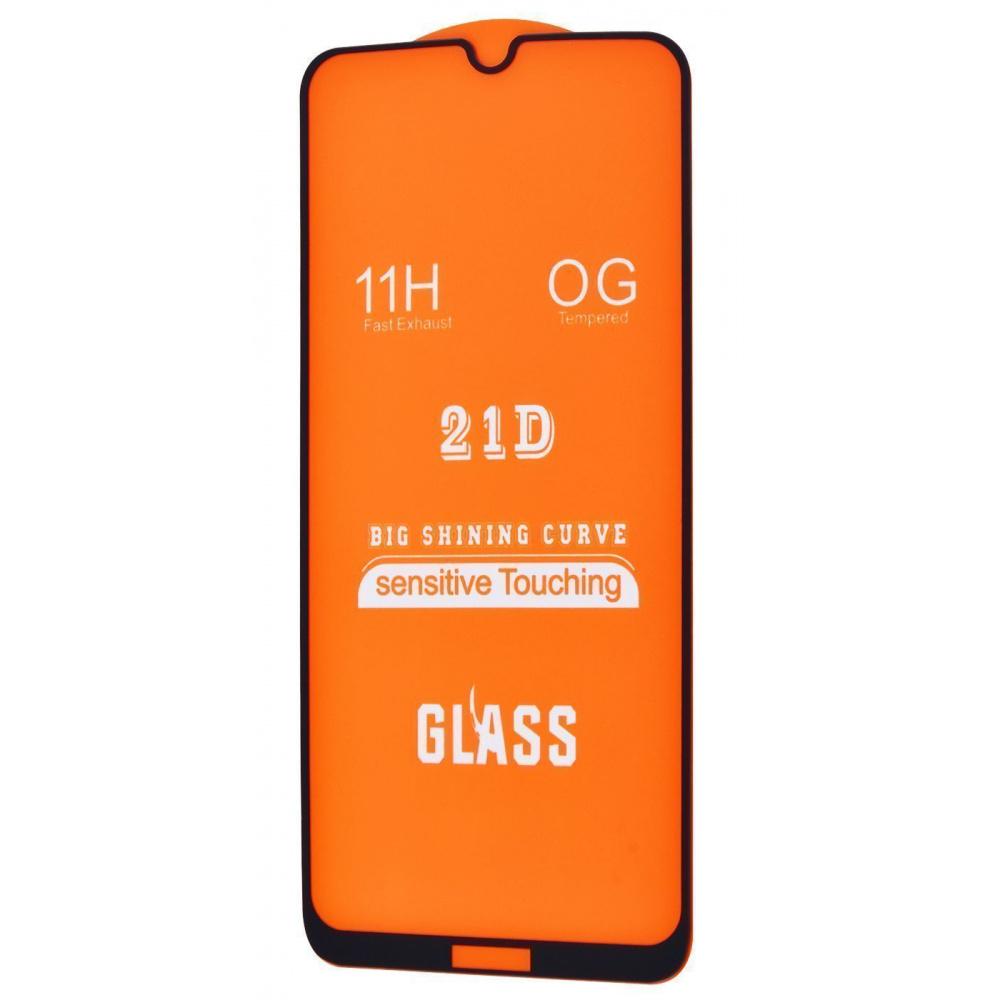 Защитное стекло colour Full Glue Xiaomi Redmi Note 8/Note 8 2021 без упаковки