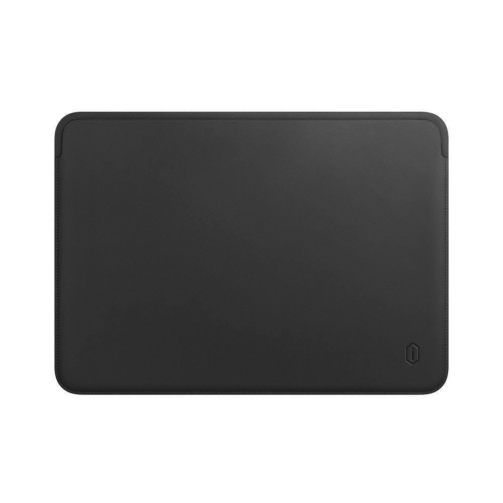 """WIWU Leather Sleeve for MacBook 12"""" - фото 2"""