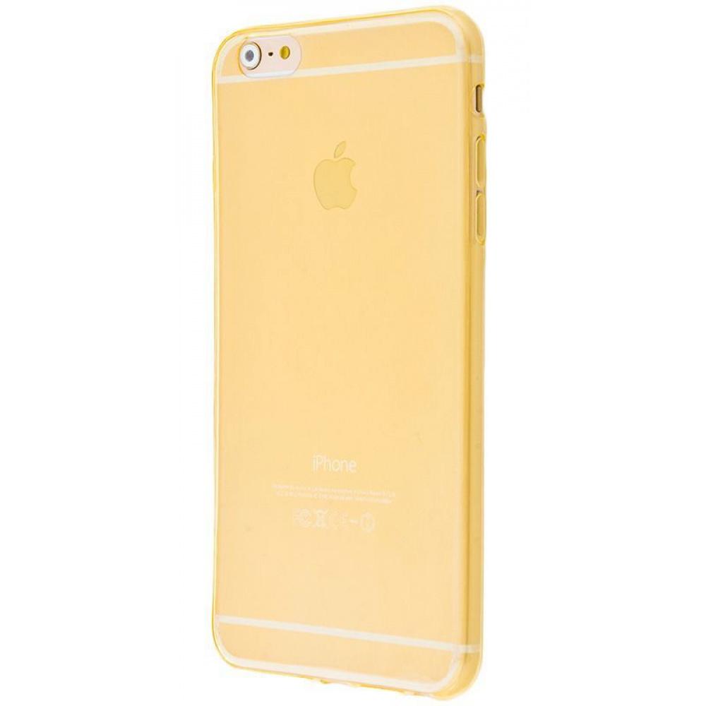 Силикон 0.5 mm iPhone 6/6s Plus