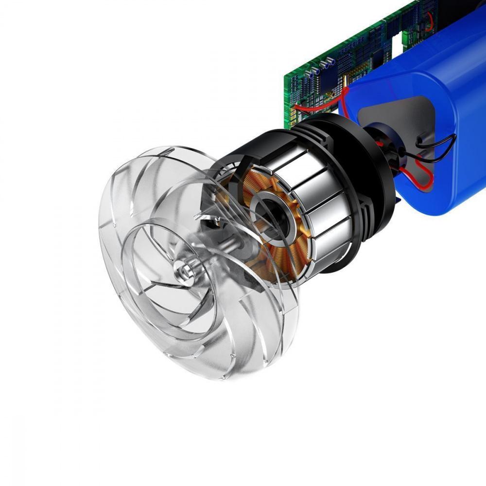 Портативный Пылесос Baseus Capsule Cordless Vacuum Cleaner - фото 8