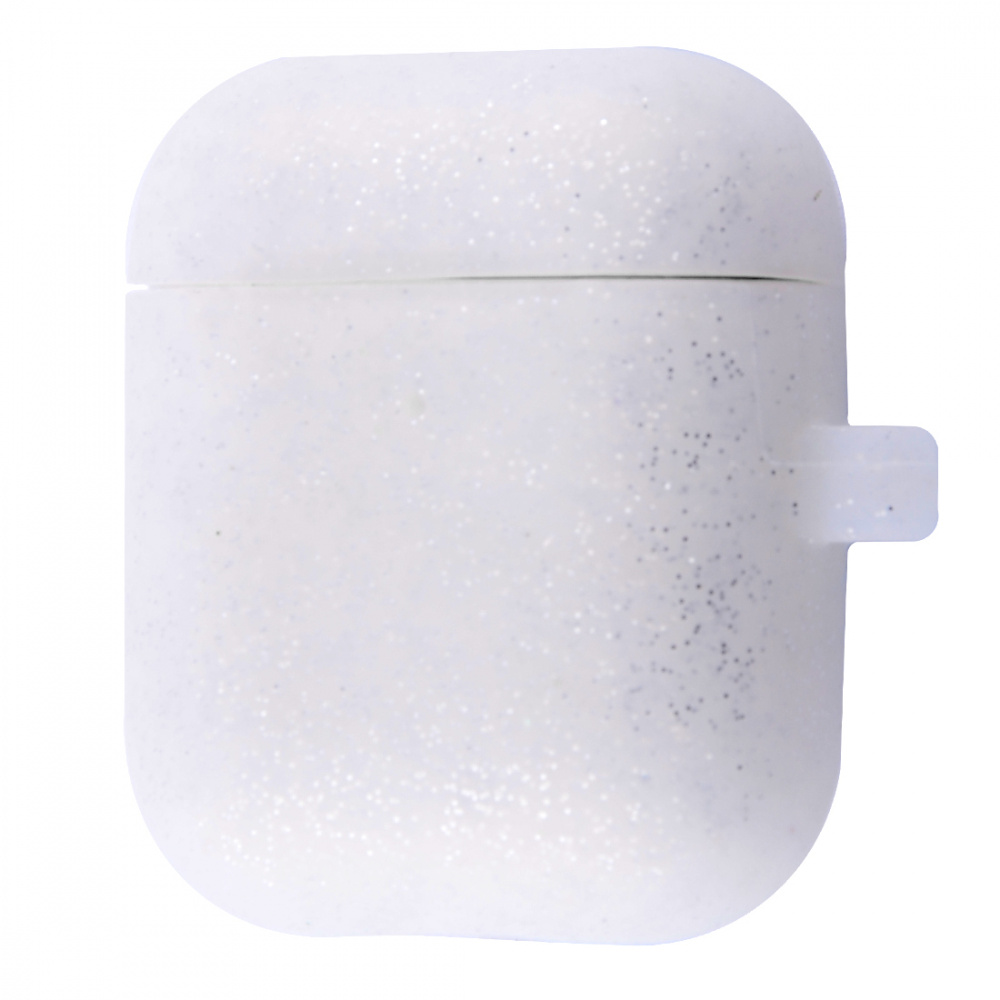 Silicone Case Slim with Carbine for AirPods 2 - фото 19