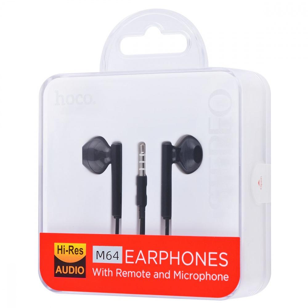 Наушники Hoco M64 Melodious With Microphone - фото 1