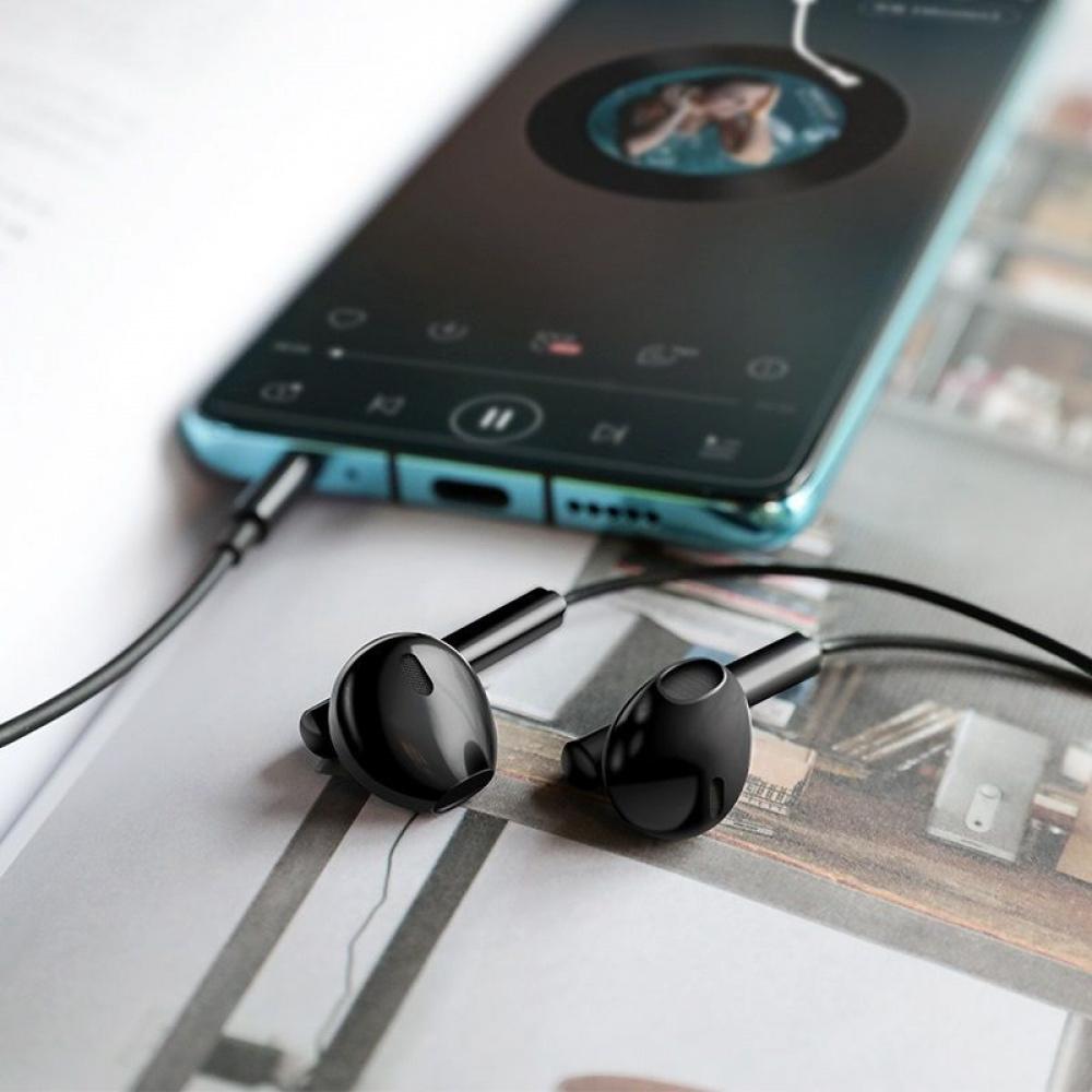 Наушники Hoco M64 Melodious With Microphone - фото 2