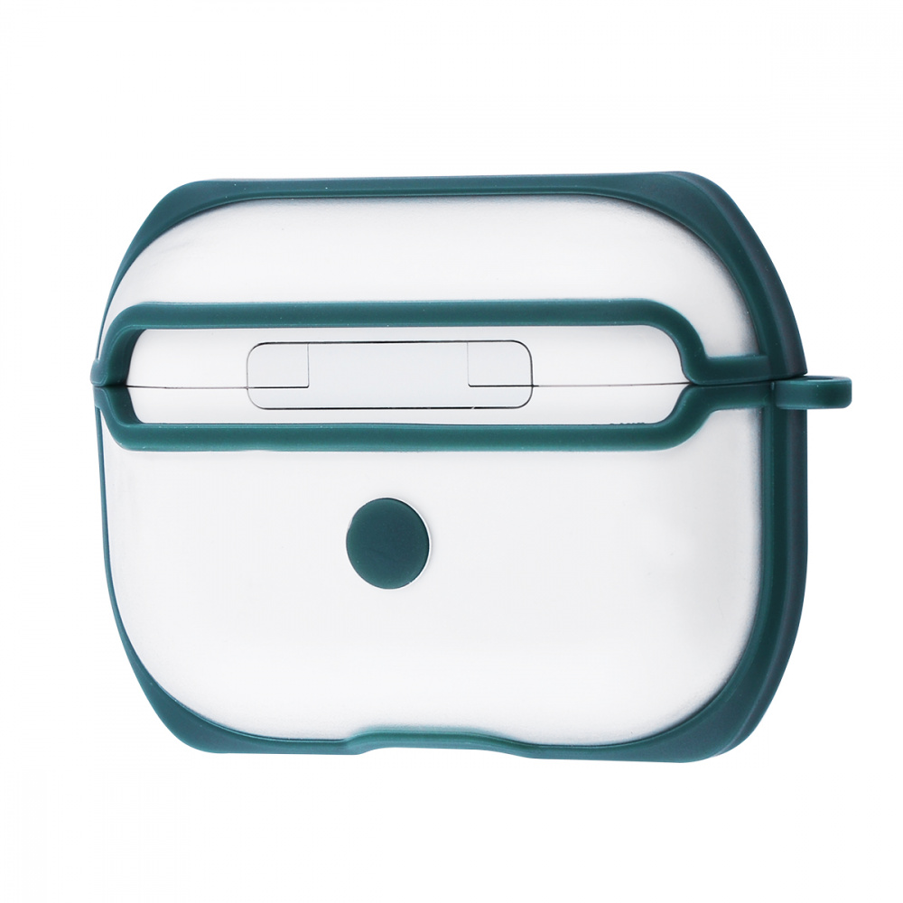 WIWU Clear Protective Case (TPU+PC) for AirPods Pro - фото 3