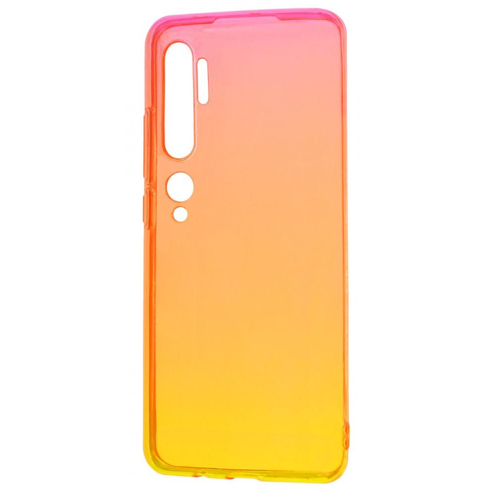 Силикон 0.5 mm Gradient Design Xiaomi Mi Note 10 - фото 7