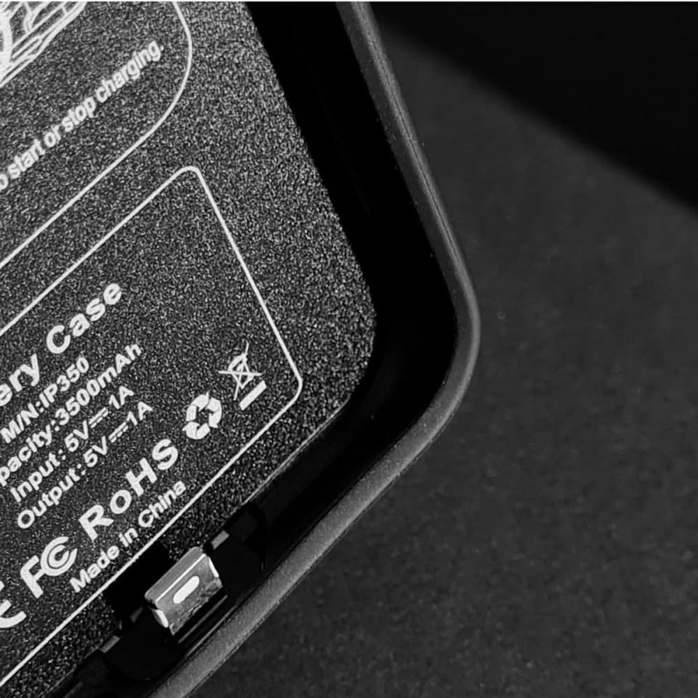 Чехол Аккумулятор 4000 mAh iPhone Xs Max - фото 6